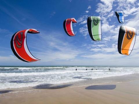Kite Surf in Marsala